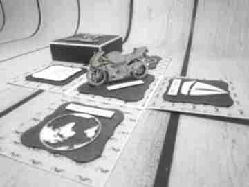 Exploding box eksplodujące pudełeczko dla mężczyzny scrapbooking