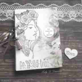 Stylowy notes pamiętnik for someone so special scrapbooking