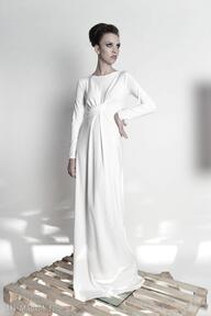 sukienki Cristina Maxi - długa suknia rozm. 34 -40