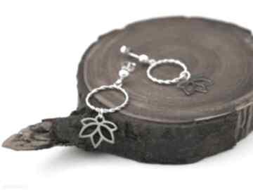 Jachyra Jewellery: joga lotos minimalistyczne pasja om