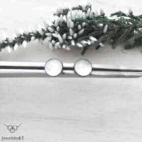 JewelsbyKT! Frenitowe kropki - kolczyki