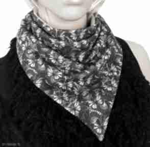 mela art: chusta apaszka szalik komin bawełna prezent