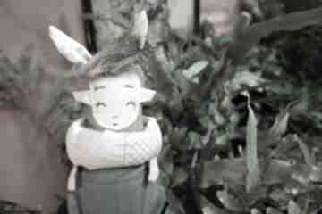 Pomysł na upominek świąteczny! Monsterówna alba - lalka z tkanin