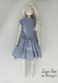 Lalka #207 lalki szyje pani eko lalka, szmacianka, elza
