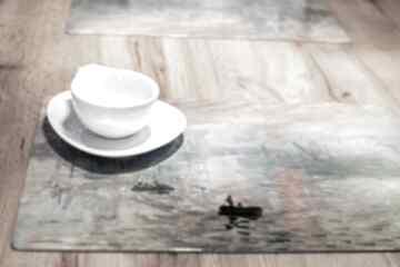 """Monet, """"impresja wschód słońca"""", zestaw 4 dużych podkładek"""