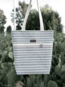 Uniwersalna torba shopperka na ramię musslico torba, duża