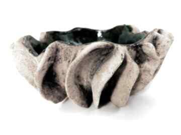 poLEPIONE. Miska ceramiczna z kolekcji Morskij