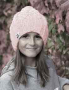 Czapka smile kids fluo czapki brain inside czapka, zimowa