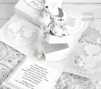 scrapbooking kartkichrzest chrzciny pudełko-eksplodujące