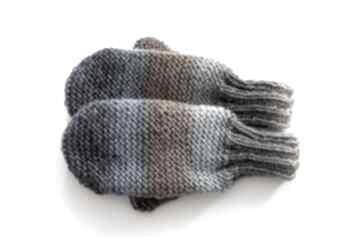 MonDu Wełniane rękawiczki