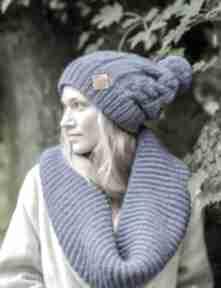Business instinct bluestone czapki brain inside jesień, zima