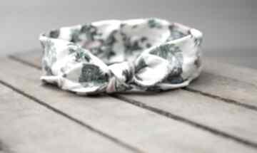 Opaska pin up -kot brytyjski opaski maka design do włosów, up