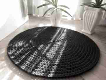 Dywan classic, navy blue, sznurek bawełniany artedania dywan