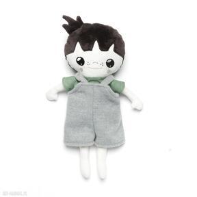 lalki: Bawełniana Laleczka CHŁOPCZYK