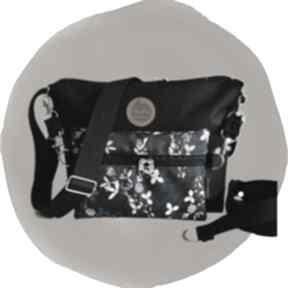 Torebka modułowa black 4w1 - shamrock torebki tasha handmade