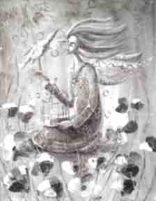 Bajki białego ptaka marina czajkowska bajki, ptak, anioł,