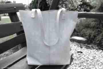 Shopper skóra crazy horse na ramię juti bags torebka lato, torba