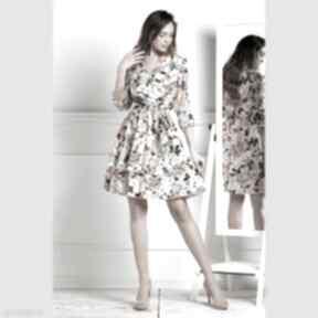 Sukienka wendy mini jusenia sukienki livia clue mini, w-kwiaty
