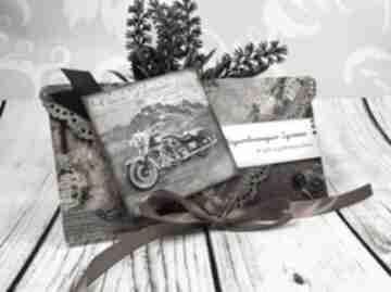 Kartka kopertówka dla mężczyzny k28 scrapbooking kartki shiraja