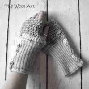 rękawiczki: rękawiczki mitenki na-ręce na-prezent