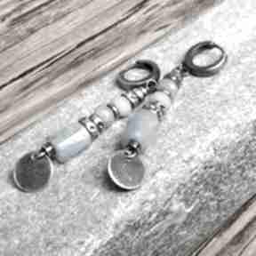 Treendy: kolczyki-akwamaryn akwamaryn-srebro biżuteria-na-prezent