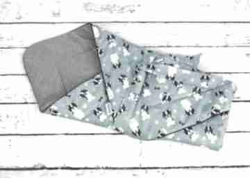 Rożek niemowlęcy - buldożek pokoik dziecka nuvaart buldożek
