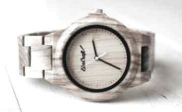 Damskie drewniany zegarek seria full wood zegarki ekocraft