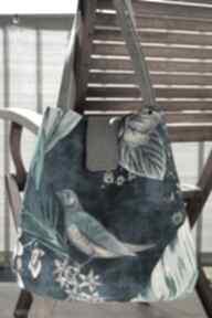 Torba worek na ramię - koliber happyart torba, shopper, eko