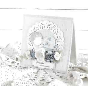Pamiątka chrztu św , kartka w pudełku, 633 scrapbooking kartki