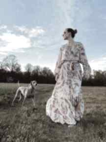 Letni komplet sukienki ququ design maxi spódnica, spódnica