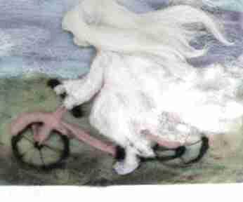 """Magisches Atelier! """"Pod wiatr"""". Obraz z kolekcji """"Die"""