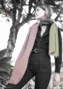 Szal vantaa szaliki dziane szal, luksusowy, wełniany, miękki