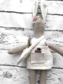 Mały królik z warzywami zestaw do zabawy zabawki peppofactory