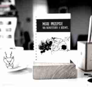 notesy! przepiśnik przetwory owoce a5 zeszyt notes