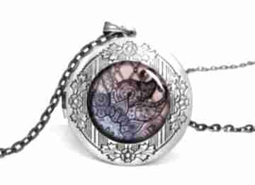 Orient sekretnik łańcuszkiem biżuteria orientalna mandala zen