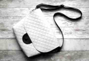 Klasyczna mała torebeczka torebki happyart torebka, pikowana
