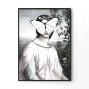 Papilio - plakat 40x50 cm plakaty hogstudio plakat, plakaty