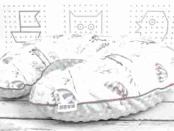 Duża poduszka do karmienia samoloty dla dziecka nuvaart poduszka
