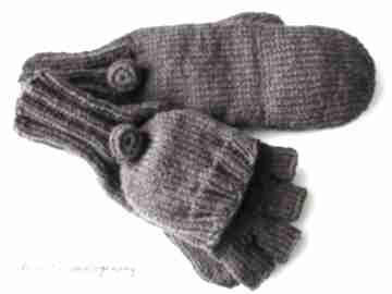 Bezpalczatki z klapką #15 rękawiczki mondu rękawiczki