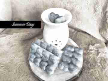 Summer days - wosk sojowy zapachowy dom luxury candles