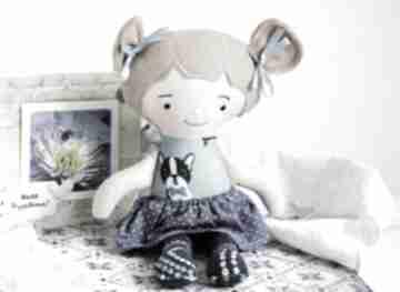 Lala monia 25 cm lalki maly koziolek lalka, bezpieczna, niemowlę