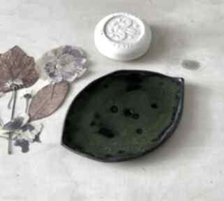 """""""we mchu"""" mydelniczka ceramiczna ręcznie robiona ceramika"""