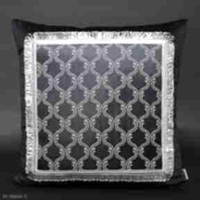 poduszkipoduszka-dekoracyjna poduszka-ozdobna poduszka-granatowa
