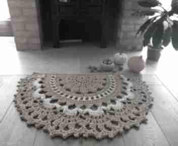 Dywan aurelia okrągły - na zamówienie artedania dywan, okrągły,