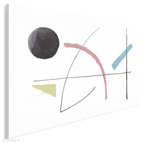 VAKU DSGNmiró minimalizm kształty kolorowy geometryczny