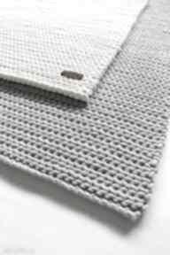 Dywan prostokątny ze sznurka bawełnianego pule chodnik sznurka