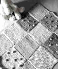Dziecięcy kocyk pokoik dziecka the wool art dziecko, koc, pled