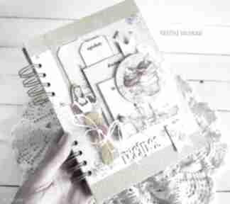 Przepiśnik z babeczkami, #728 scrapbooking notesy vairatka