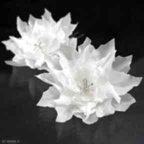 SELENIT: Jedwabne kwiaty 1
