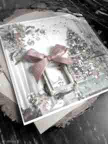 Pomysł na prezent. Skrzaty #1 scrapbooking kartki martitaland
